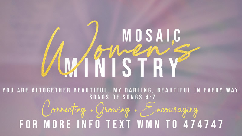 Mosaic Women's Ministry