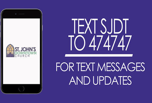 Text-SJDT-to-474747-for-Church-Updates
