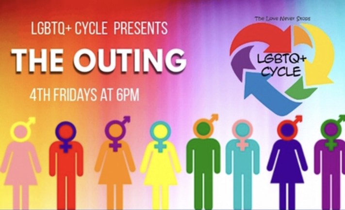 LGBTQ+Cycle Presents