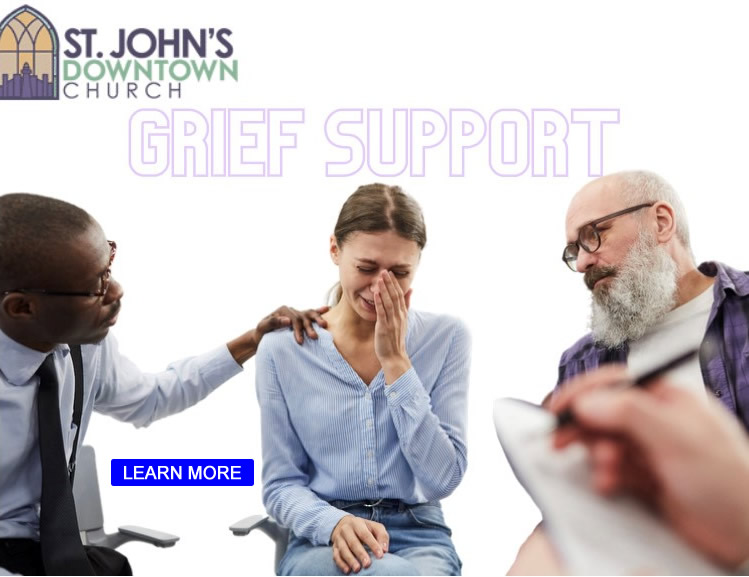 Grief Support - St Johns Downtown